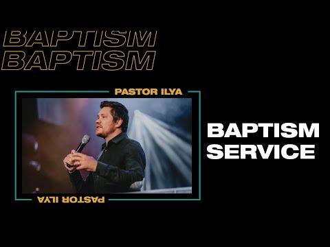 #SundayNightRevival 08.23.20  Baptism Service