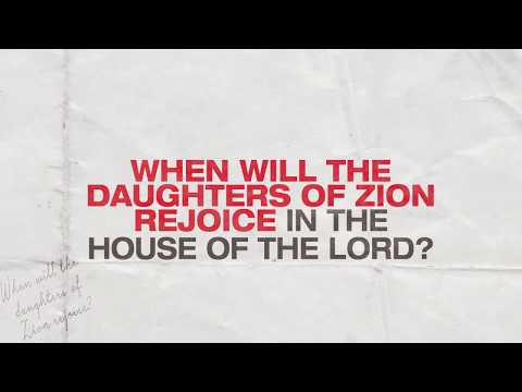 The Porter's Gate - Daughters of Zion (feat. Josh Garrels & Casey J) (Official Lyric Video)
