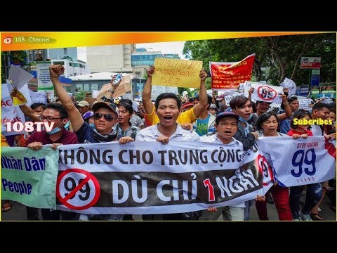 Vietnam Says 'Anti-State' Groups Incited Nationwide Protests[108Tv]