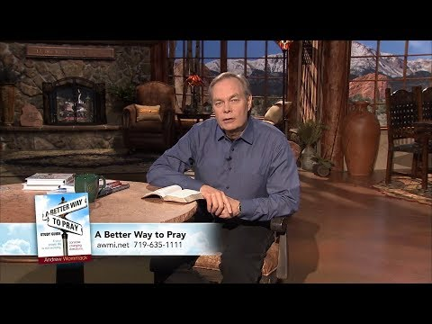 A Better Way to Pray: Week 4, Day 4 - The Gospel Truth