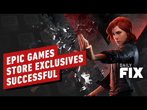 Epic Games Store Won't Abandon Exclusives Anytime Soon - IGN Daily Fix - UCKy1dAqELo0zrOtPkf0eTMw