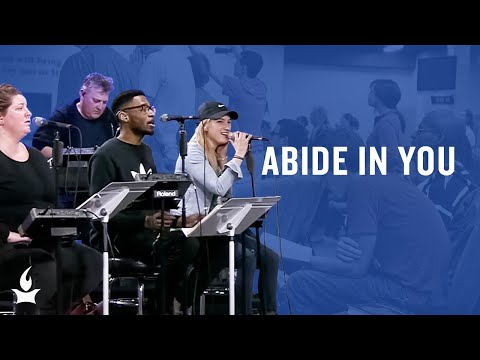Abide in You (spontaneous) -- The Prayer Room Live Moment