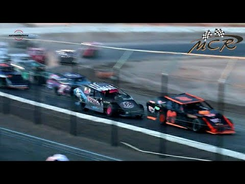 Millard County Raceway IMCA Modified Main Event 6/12/21 - dirt track racing video image