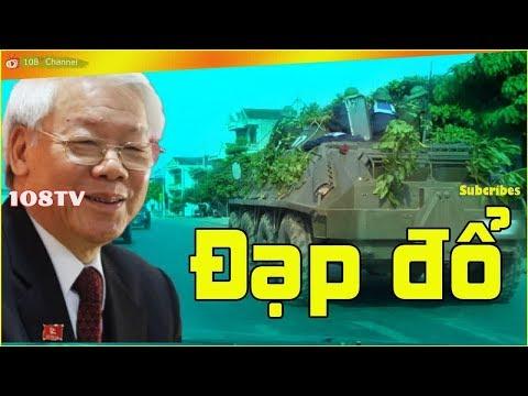 Nguyễn Phú Trọng: Sẽ cho cho tăng thiết giáp san bằng tòa nhà QH nếu ko bấm nút cho thuê đất