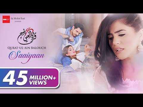 Saaiyaan Lyrics - Qurat Ul Ain Balouch (QB)