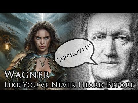 Richard Wagner Like You've Never Heard Before - UC9ImTi0cbFHs7PQ4l2jGO1g