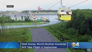 Disney Skyliner Gondolas Will Take Flight In September