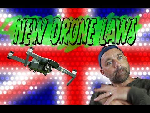 New UK Drone Laws about to hit YOU! // #MAIL-64 - UC46Q9qwcLR6fvtw3IpU3eTg