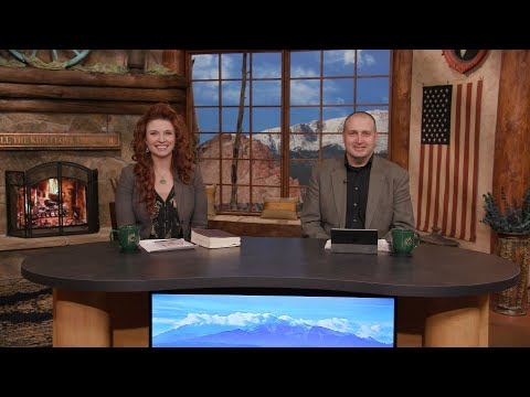 Charis Daily Live Bible Study: Mike & Carrie Pickett - God's Correction - February 23, 2021