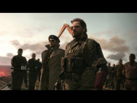 Metal Gear Solid 5: The Phantom Pain Extended Trailer - E3 2014 (1080p) - UCKy1dAqELo0zrOtPkf0eTMw