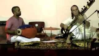 Sitar - Rag Vasanta - soolaba , Classical