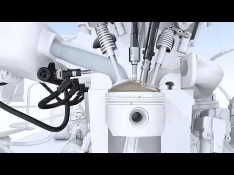 Bosch water injection system explained Full HD,1080p