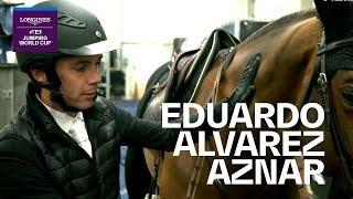 Eduardo Alvarez Aznar's hard fight for the Jumping Final | Rider in Focus