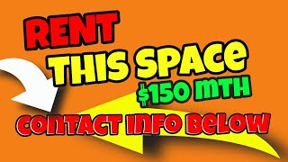 The best Port St Lucie Fl Local Marketing agency RENT SPACE