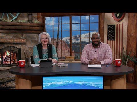 Charis Daily Live Bible Study: Ricky Burge - April 23, 2021