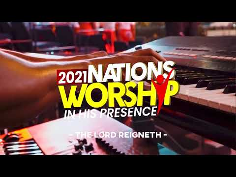 ST KIZITO CATHOLIC CHURCH CHOIR  2021 NATIONS WORSHIP IN HIS PRESENCE