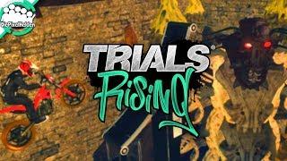TRIALS RISING #23 - Einhaken ist nur für Profis - Let's Play Trials Rising