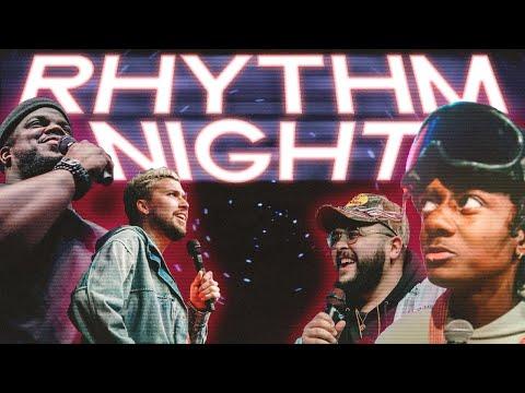 Rhythm Night  Chosen Not Chased  Elevation Youth  Tim Somers