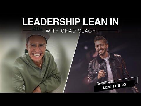Leadership Lean In With Levi Lusko