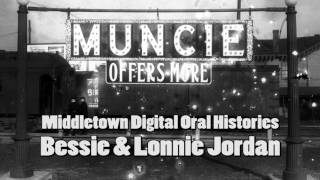 Bessie and Lonnie Jordan oral history, 2003-01-30