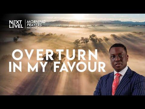 Next Level Prayers  Overturn In My Favour  Pst Bolaji Idowu   20th July 2021