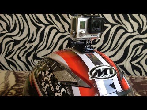 GoPro Curved Mount - Helmet Attachment - UCyjSX98knSJOQivVSLH60Zw