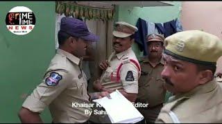 Habeeb Nagar Police Conducted Cordon Search Operation At Gokul Nagar Under Habeeb Nagar PS Limits