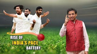 Quality pace attack gives India an unprecedented edge - Harsha Bhogle