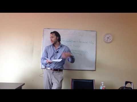 OTP English Lesson - Richard - Study Phase - Modal Verbs Through The Tenses