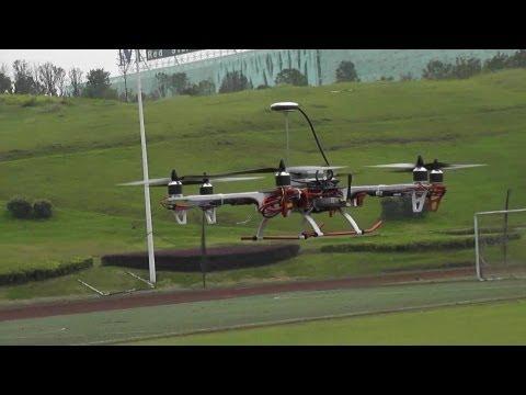 YS-X6 Flight Testing Pt.3 - Full Autonomous Flight - UCsFctXdFnbeoKpLefdEloEQ