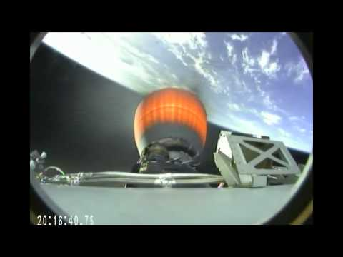 SpaceX Dragon Commercial Cargo Ship Speeds to the International Space Station - UCLA_DiR1FfKNvjuUpBHmylQ