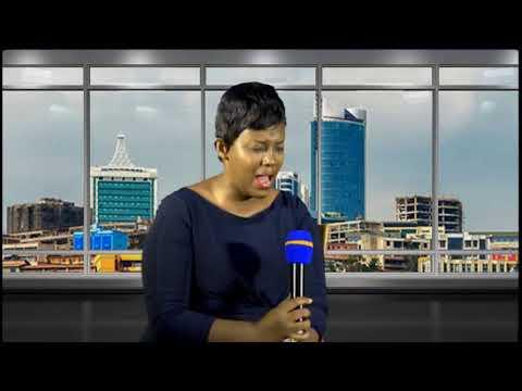 FOURSQUARE TV - BISHOP DR. FIDELE MASENGO NA PASTOR JULIENNE KABANDA BAVUGA KU BUBYUTSE - 29.07.2020