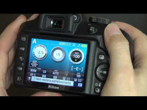 Videorecenze Nikon D3300 tělo