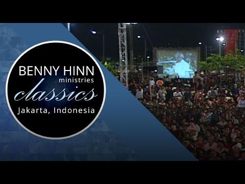 Benny Hinn Ministry Classic - Jakarta, Indonesia 2006