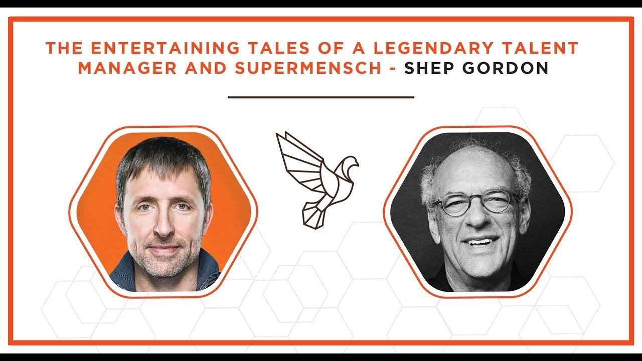 The Entertaining Tales of a Legendary Talent Manager and Supermensch - Shep Gordon