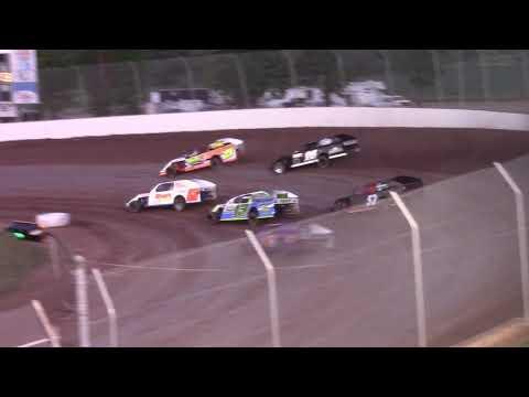 6/12/21 Modified Feature Beaver Dam Raceway - dirt track racing video image