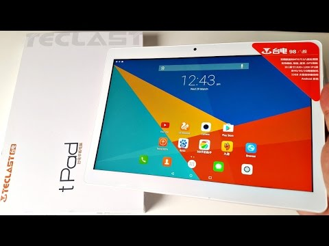 Teclast tPad 98 Review - Best Octo-core Tablet for under £100 - UC-v54XQalOcx5yco3aTixrg