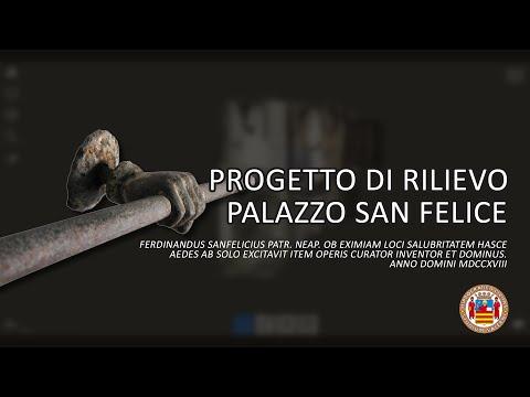 Progetto di Rilievo: Palazzo San Felice