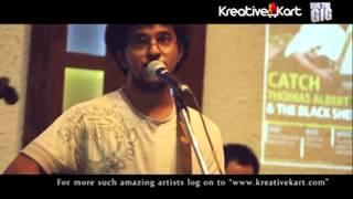 Arzoo - Thomas Albert (Live at Little Door, Mumbai - thomasalbertmusic , Alternative