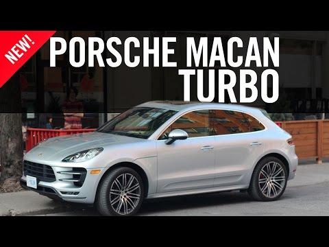 2015 Porsche Macan Turbo Review - UCfkC46IPEWDckN4Pg6Wn4qQ