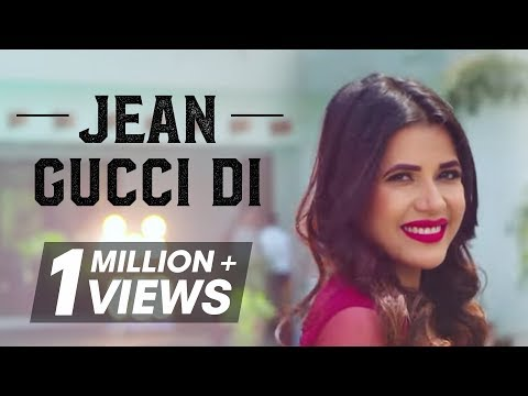 JEAN GUCCI DI LYRICS - Gagan Dhillon | SukhE | Jaani