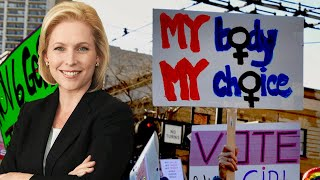 Sen. Gillibrand's Comments on Abortion and