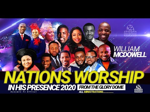 2020 NATIONS' WORSHIP 31.01.2020