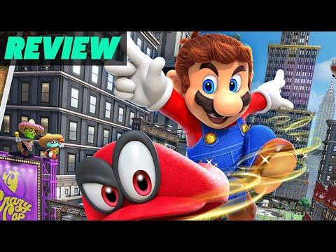 Super Mario Odyssey Review - UCbu2SsF-Or3Rsn3NxqODImw