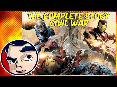 Civil War - The Complete Story - UCmA-0j6DRVQWo4skl8Otkiw