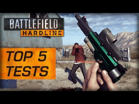 Top 5 Things We Had to Test - Battlefield Hardline - UCbu2SsF-Or3Rsn3NxqODImw