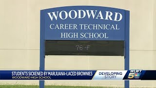 Woodward students sickened by marijuana-laced brownies