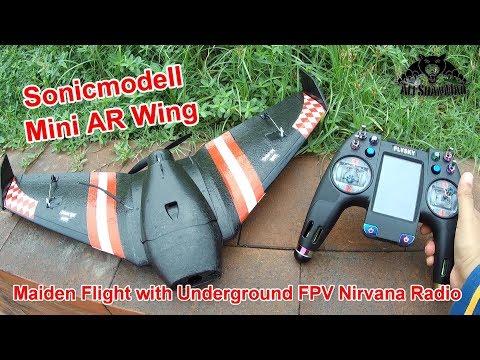 Mini AR Wing Maiden Flight with Underground FPV Nirvana - UCsFctXdFnbeoKpLefdEloEQ