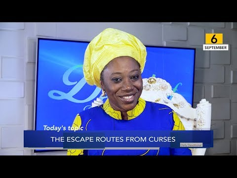 Dr Becky Paul-Enenche - SEEDS OF DESTINY  FRIDAY 6TH SEPTEMBER, 2019