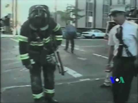 Diễn biến từng phút của vụ khủng bố 11 tháng 9 (VOA)
